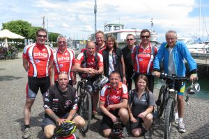 MTB Treffs im Juni 2016 nach Konstanz 1