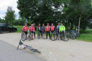 MTB Treffs im Juni 2016 nach Konstanz 2