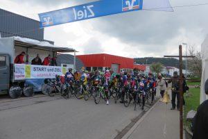 Radrennen auf der Breite, Interstuhl-Cup 2016 am 24.4.2016 1