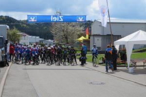 Radrennen auf der Breite, Interstuhl-Cup 2016 am 24.4.2016 2