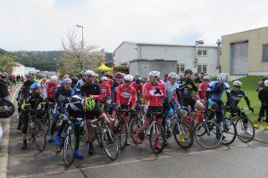 Radrennen auf der Breite, Interstuhl-Cup 2016 am 24.4.2016 3