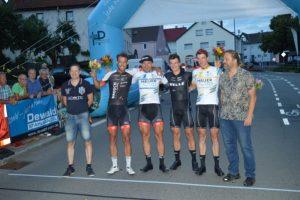 Radrennen in Deißlingen