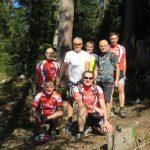 Gemeinsame Wochenendausfahrt der MTB Treffs