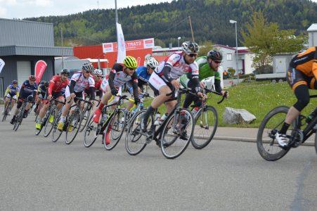 Interstuhl Cup - Radrennen in Deißlingen